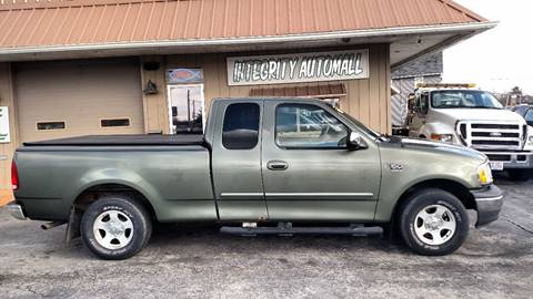 2002 Ford F-150 for sale in Tiffin, OH