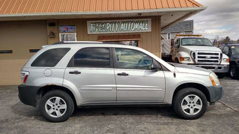 2005 Chevrolet Equinox for sale in Tiffin, OH