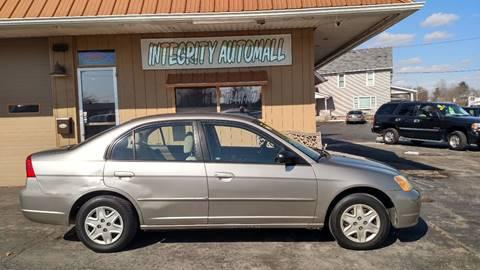 2003 Honda Civic for sale in Tiffin, OH