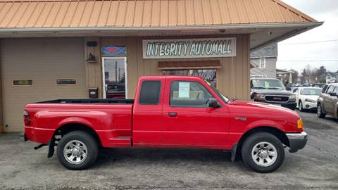2002 Ford Ranger for sale in Tiffin, OH