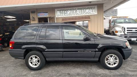 2004 Jeep Grand Cherokee for sale in Tiffin, OH