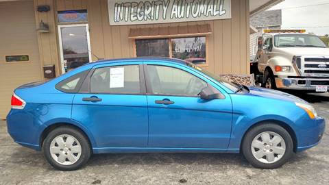 2010 Ford Focus for sale in Tiffin, OH