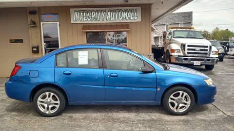 2004 Saturn Ion for sale in Tiffin, OH