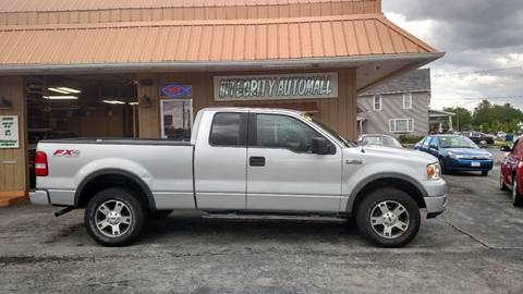2005 Ford F-150 for sale in Tiffin, OH