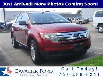 2009 Ford Edge for sale in Chesapeake, VA