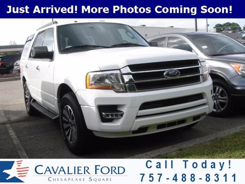 2015 Ford Expedition for sale in Chesapeake, VA