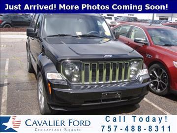 2012 Jeep Liberty for sale in Chesapeake, VA