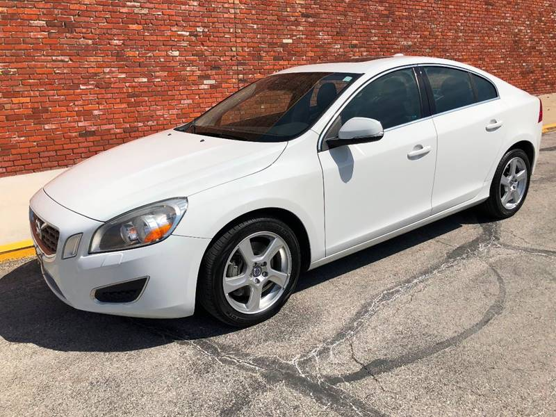 2012 Volvo S60 for sale at ALL AMERICAN AUTO MART in Edwardsville KS