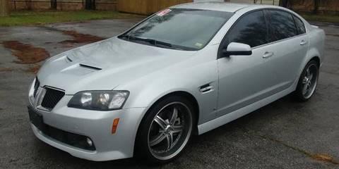 2009 Pontiac G8 for sale in Edwardsville, KS