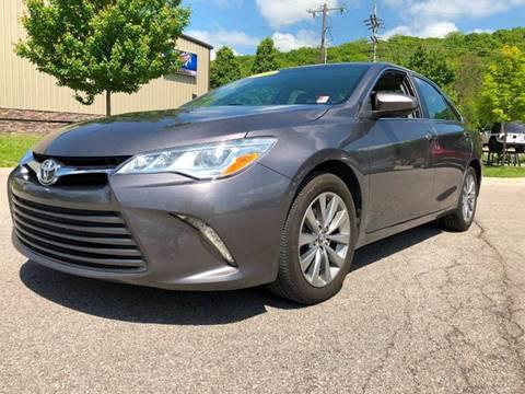 2015 Toyota Camry for sale in Edwardsville, KS