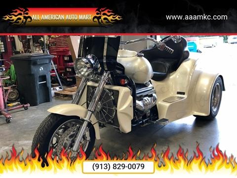 2005 Boss Hoss Trike