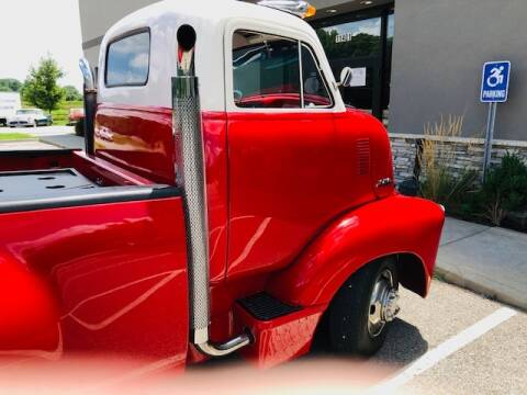 1954 GMC Forward Control Chassis