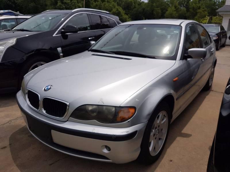 2005 BMW 3 Series AWD 325xi 4dr Sedan - Kansas City MO