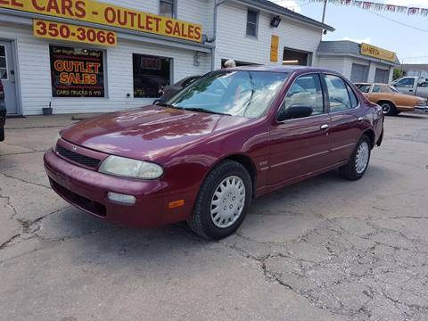 1994 Nissan Altima for sale in Kansas City, MO