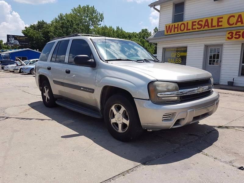 2004 Chevrolet TrailBlazer LS 4WD 4dr SUV - Kansas City MO