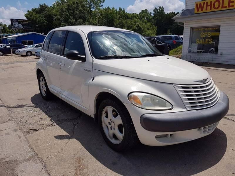 2002 Chrysler PT Cruiser Limited Edition 4dr Wagon - Kansas City MO