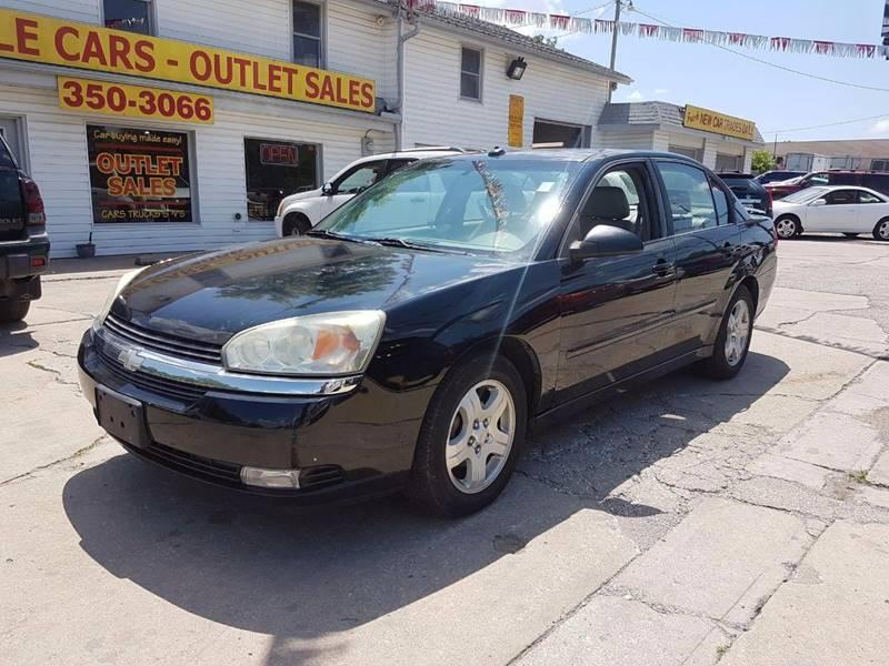 2004 Chevrolet Malibu LT 4dr Sedan - Kansas City MO
