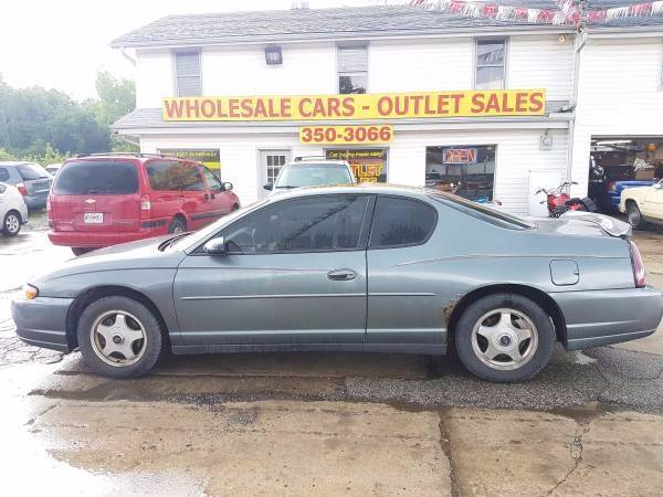 2004 Chevrolet Monte Carlo LS 2dr Coupe - Kansas City MO