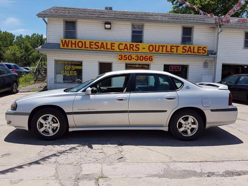 2003 Chevrolet Impala LS 4dr Sedan - Kansas City MO