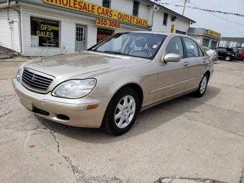 2001 Mercedes-Benz 500-Class for sale in Kansas City, MO