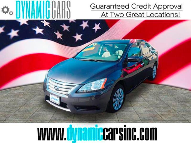2014 Nissan Sentra For Sale At DYNAMIC CARS In Baltimore MD