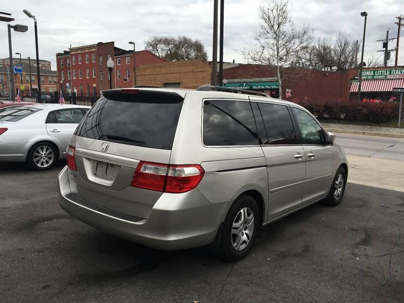 2007 honda odyssey ex l in baltimore md dynamic cars for 2007 honda odyssey ex
