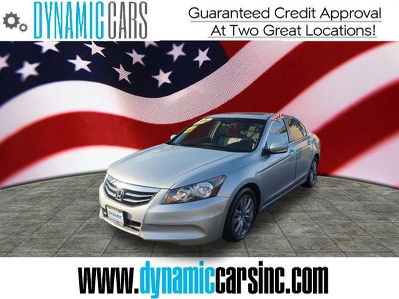 2012 Honda Accord For Sale At DYNAMIC CARS In Baltimore MD