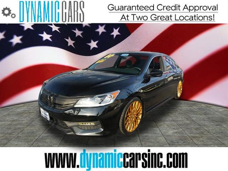 2016 Honda Accord For Sale At DYNAMIC CARS In Baltimore MD