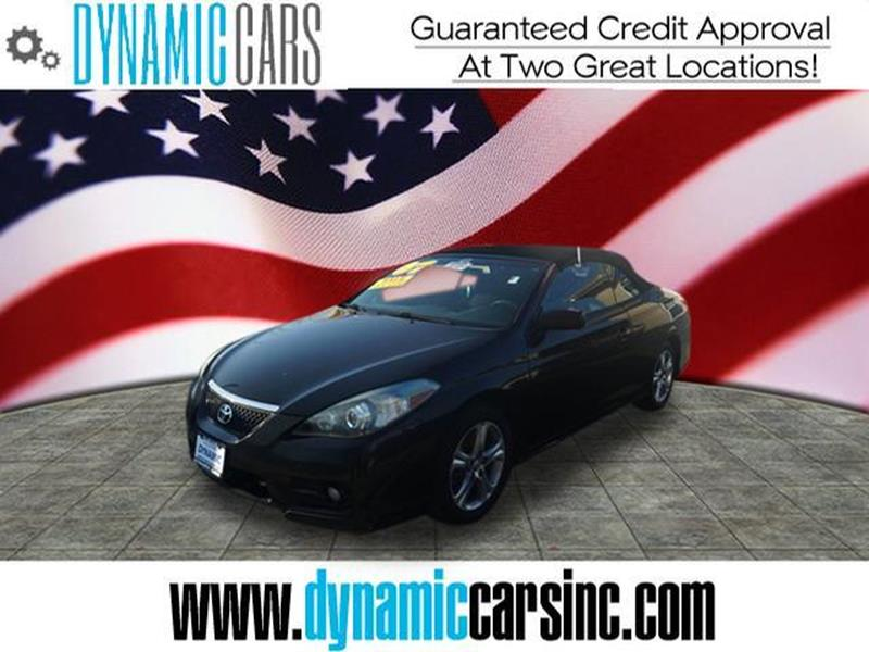 2007 Toyota Camry Solara In Baltimore MD - DYNAMIC CARS