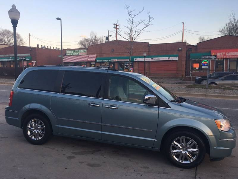 2008 chrysler town and country limited in baltimore md dynamic cars. Black Bedroom Furniture Sets. Home Design Ideas
