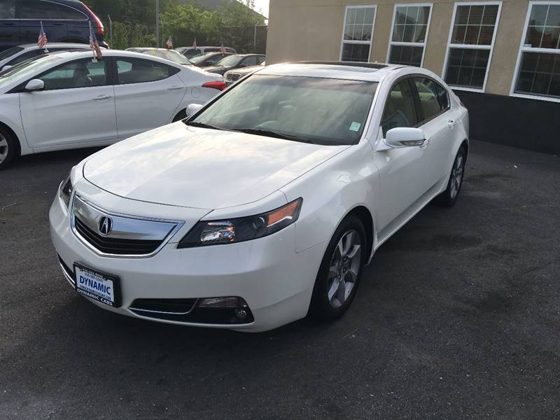 Acura TL WTech In Baltimore MD DYNAMIC CARS - Acura tl for sale in md