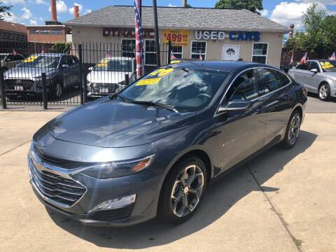 2020 Chevrolet Malibu for sale at DYNAMIC CARS in Baltimore MD