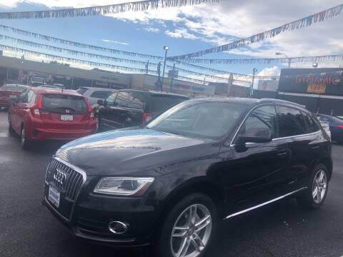 2014 Audi Q5 for sale at DYNAMIC CARS in Baltimore MD