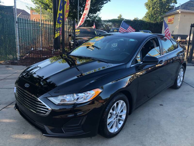 2020 Ford Fusion for sale at DYNAMIC CARS in Baltimore MD