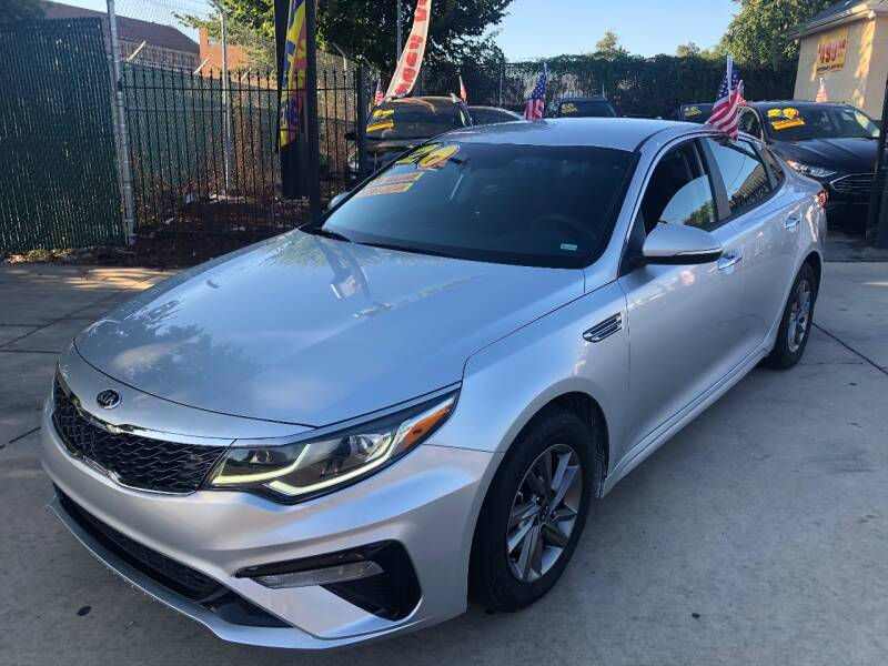 2020 Kia Optima for sale at DYNAMIC CARS in Baltimore MD