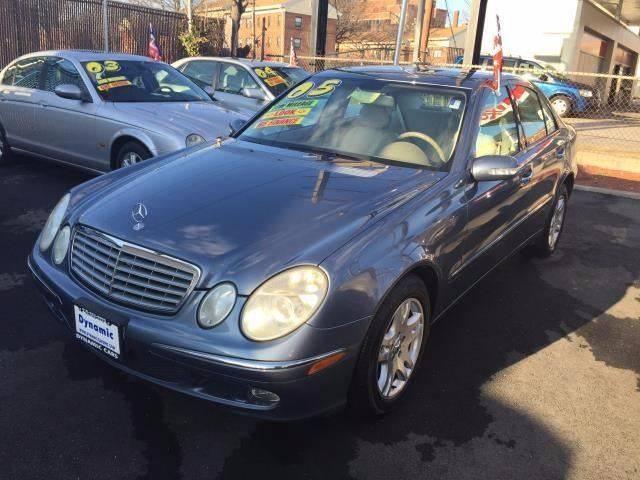 2005 mercedes benz e class e320 in baltimore md dynamic cars for Mercedes benz baltimore md