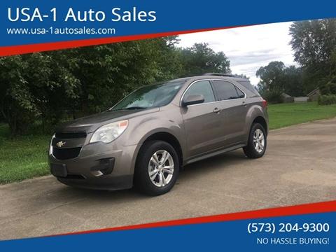 Usa 1 Auto Sales >> Chevrolet Equinox For Sale In Jackson Mo Usa 1 Auto Sales