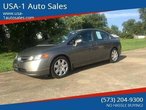 Usa 1 Auto Sales >> Honda For Sale In Jackson Mo Usa 1 Auto Sales
