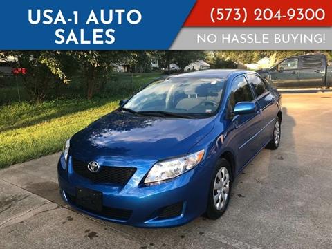Usa 1 Auto Sales >> Toyota For Sale In Jackson Mo Usa 1 Auto Sales