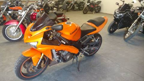 2003 Kawasaki Ninja ZX-6R for sale in Summerville, SC