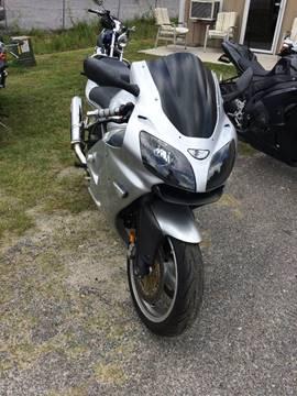 2006 Kawasaki ZZR-600