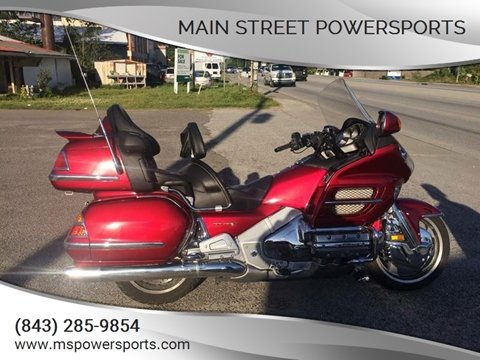 2003 Honda Goldwing For Sale In Summerville, SC