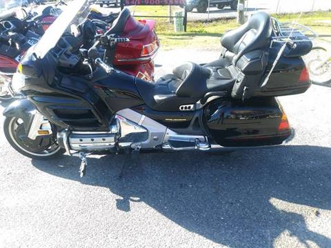 2001 Honda Goldwing for sale in Summerville, SC