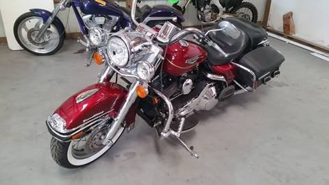 2005 Harley-Davidson FLHRCI ROAD KING CUSTOM