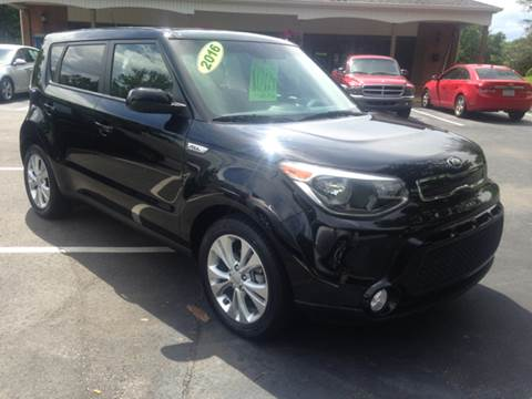 2016 Kia Soul for sale in Elkin, NC
