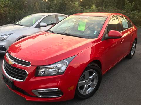 2016 Chevrolet Cruze Limited for sale in Elkin, NC