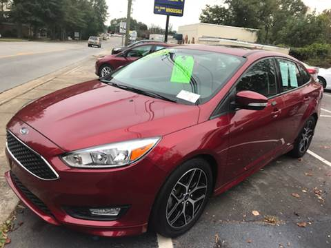 2015 Ford Focus for sale in Elkin, NC