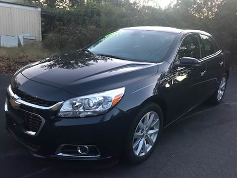 2016 Chevrolet Malibu Limited for sale in Elkin, NC