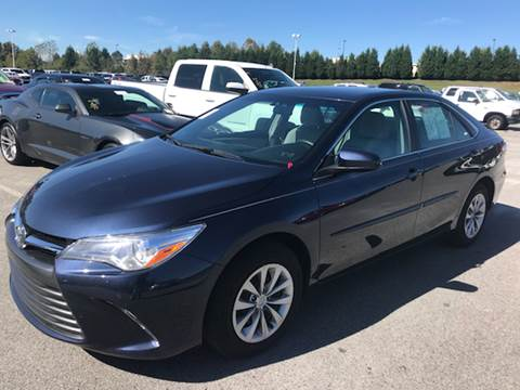 2016 Toyota Camry for sale in Elkin, NC