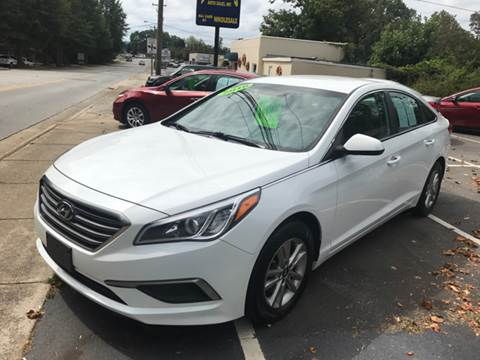2016 Hyundai Sonata for sale in Elkin, NC